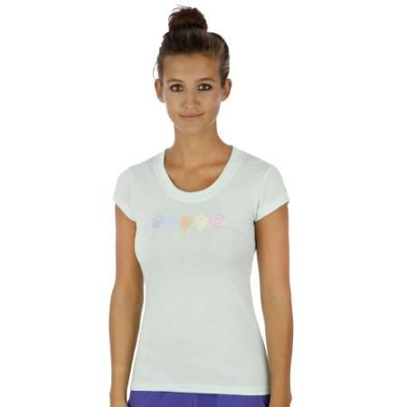 Дамска Тениска HEAD Drift T-Shirt SS14 200563 DRIFT T-SHIRT 814204 -WHPK изображение 6