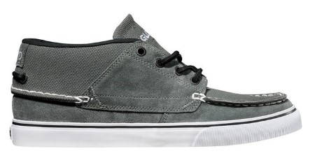 Мъжки Обувки GLOBE The Bender W11 100330 30302400239 30302400231 - CHARCOAL/WHITE/BLAC