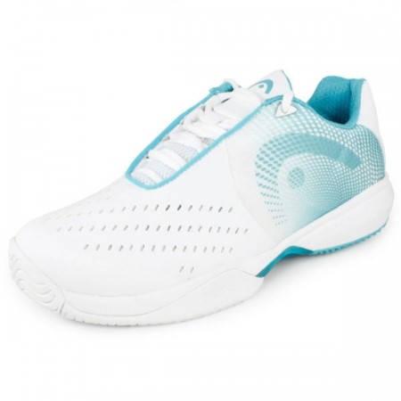Детски Тенис Обувки HEAD Instinct II Team 300230 274133-WHBL изображение 6