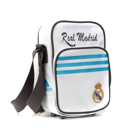 Чанта ADIDAS Real Madrid Airline Shoulder Bag 400836  изображение 3