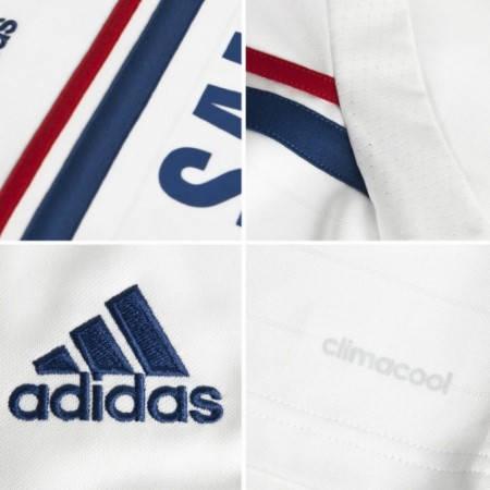 Мъжка Тениска ADIDAS Chelsea Mens Away Shirt 13/14 100644a  изображение 4