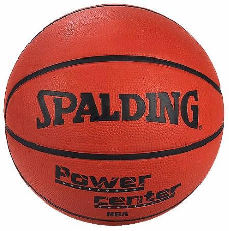 Баскетболна Топка SPALDING Power Center Brick Rubber Basketball 400963 73-567Z