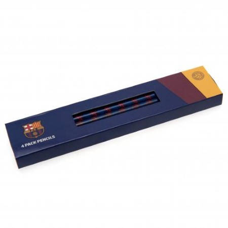 Моливи BARCELONA Pencils Set 4pk 501097  изображение 3