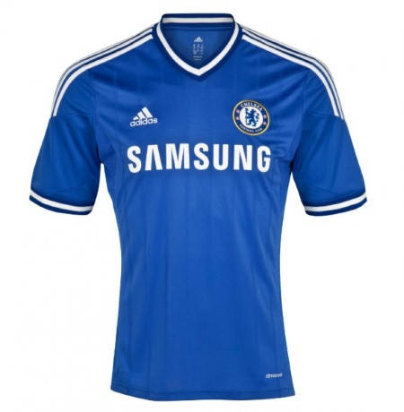 Мъжка Тениска ADIDAS Chelsea Mens Home Shirt 13/14 100644