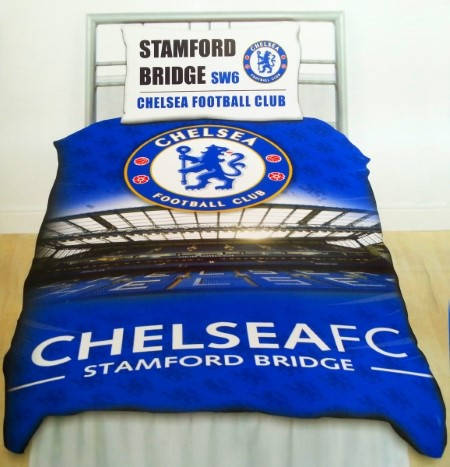 Спално Бельо CHELSEA Single Duvet Set Stadium 500273 g05duvchsm