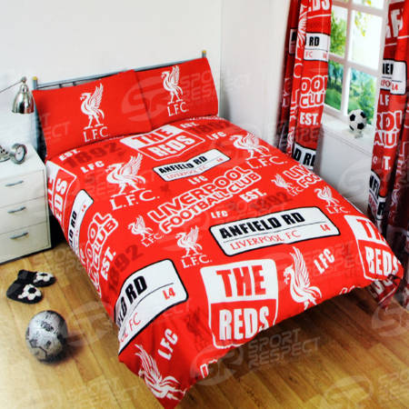 Спално Бельо LIVERPOOL Double Duvet Set ST