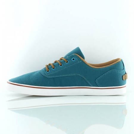 Мъжки Обувки RADII Noble Low Teal Rust Jersey 101093a  изображение 3