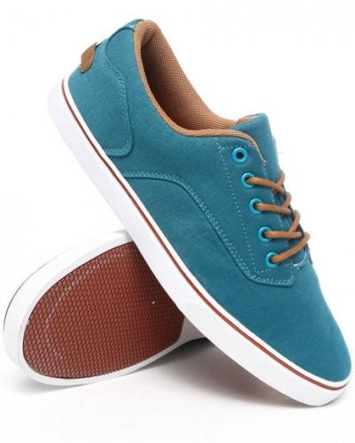 Мъжки Обувки RADII Noble Low Teal Rust Jersey 101093a  изображение 7