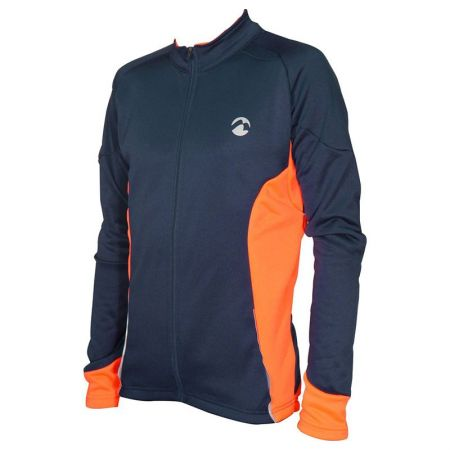 Детски Термо Суичър MORE MILE Thermal Long Sleeve Junior Cycling Jersey 508839