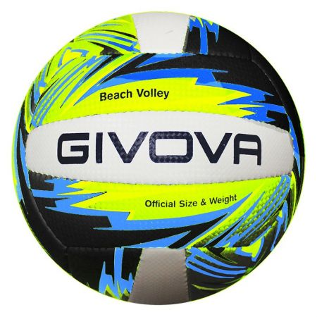 Плажна Волейболна Топка GIVOVA Pallone Beach Volley 1902 520391 PALBV03