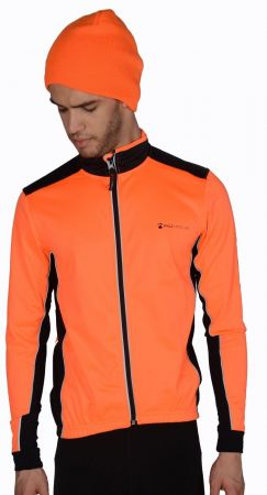 Мъжко Яке За Колоездене MORE MILE Piu Miglia Bari Soft Shell Mens Cycling Jacket 508281  PM2228 изображение 2