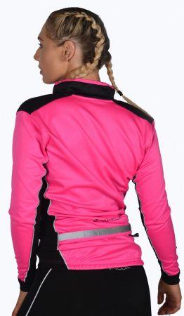 Дамско Яке За Колоездене MORE MILE Bari Soft Shell Ladies Cycling Jacket 508625 PM2230 изображение 4