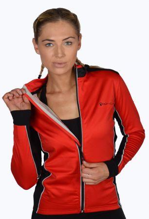 Дамско Яке За Колоездене MORE MILE Bari Soft Shell Ladies Cycling Jacket 508627 PM2232 изображение 2