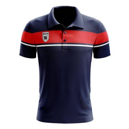 Мъжка Тениска ZEUS Polo Achille 010616 506708 Polo Achille
