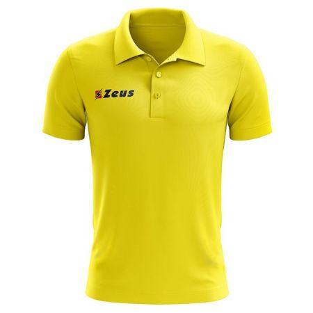 Детска Тениска ZEUS Polo Basic Giallo