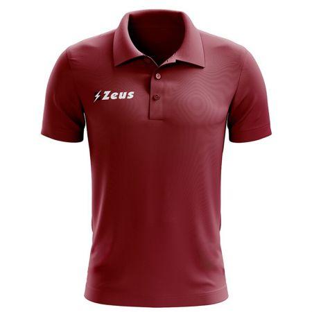 Детска Тениска ZEUS Polo Basic Granata