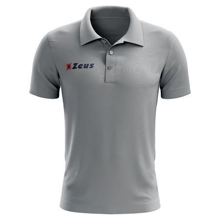 Детска Тениска ZEUS Polo Basic Grigio