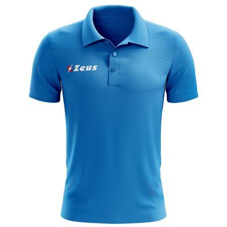 Детска Тениска ZEUS Polo Basic Royal