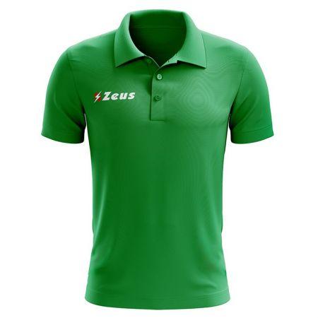 Детска Тениска ZEUS Polo Basic Verde 506667 Polo Basic