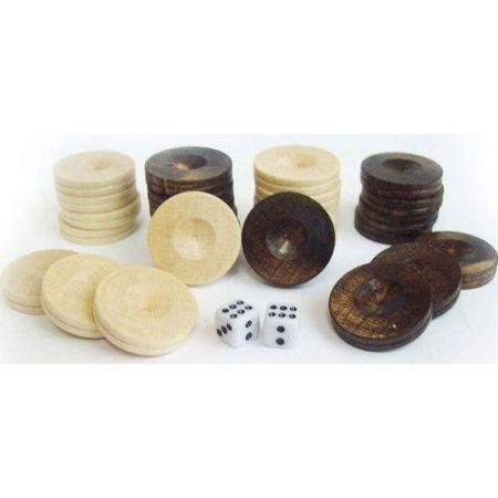 Пулове За Табла MAXIMA Checkers Backgammon 503023 270763