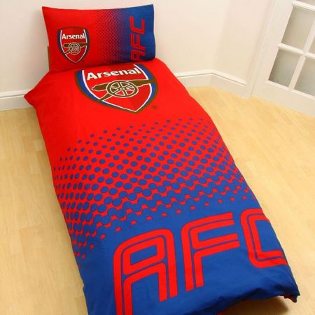 Спално Бельо ARSENAL Reversible Single Duvet Set FA 504106 13626