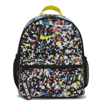 Раница NIKE Brasilia JDI Mini Printed Backpack (11L) 517063 BA6193-011-N