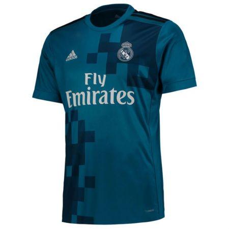 Официална Фланелка Реал Мадрид REAL MADRID Mens Third Shirt 17-18 510992