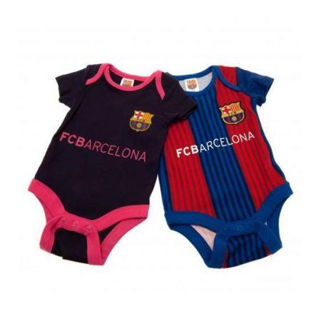 Бебешки Дрехи BARCELONA 2 Pack Bodysuit