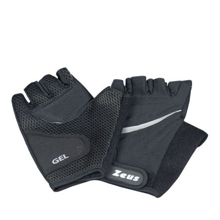 Ръкавици За Фитнес ZEUS Guanto Palestra Gel Nero 518329 GUANTO PALESTRA GEL