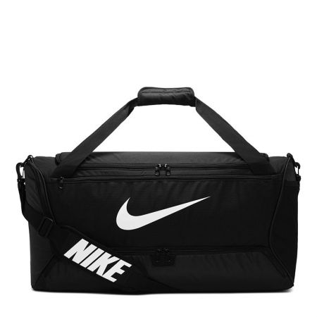 Сак NIKE Brasilia Duffel Bag Medium 9.0 (61L) 518309 BA5955-010-K