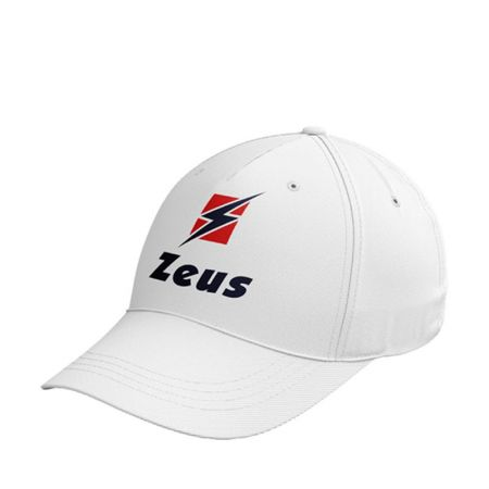 Шапка ZEUS Capello Golf Promo Bianco 517546 CAPPELLO GOLF PROMO