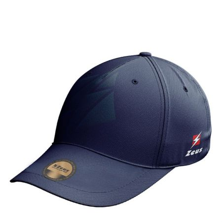 Шапка ZEUS Cappello BCN Blu 520520 CAPPELLO BCN