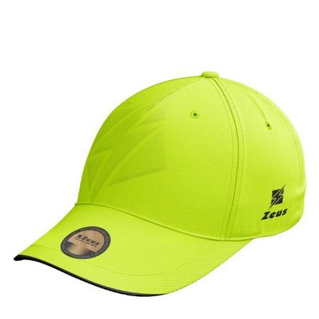 Шапка ZEUS Cappello BCN Giallo Fluo 520521 CAPPELLO BCN