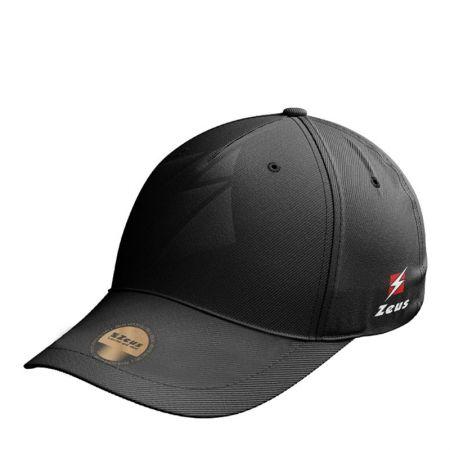 Шапка ZEUS Cappello BCN Nero 520519 CAPPELLO BCN