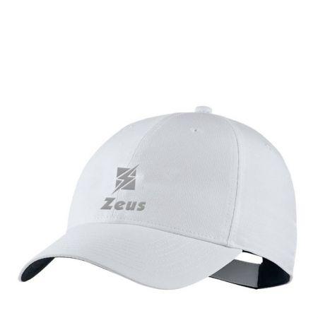 Шапка ZEUS Cappello Bill Bianco 520538 CAPPELLO BILL