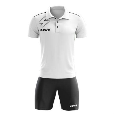 Детски Спортен Екип ZEUS Kit Olympia Bianco/Nero 517874 Kit Olympia