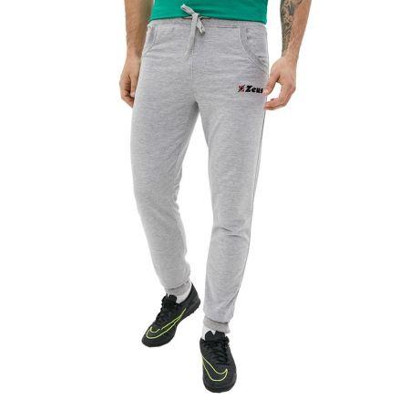 Мъжки Панталони ZEUS Pantalone Geos Grigio 506797 Pantalone Geos