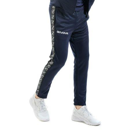 Мъжки Панталони GIVOVA Pantalone Tricot Band 0004 515415 BA09