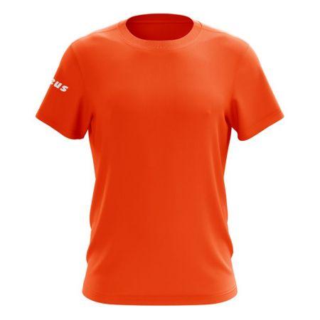 Мъжка Тениска ZEUS T-Shirt Basic Arancio Fluo 510413 T-Shirt Basic - fluo