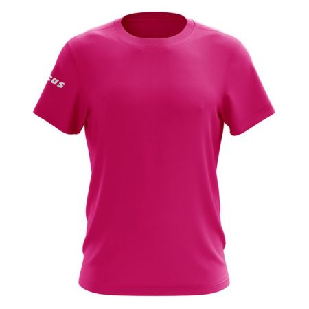 Детска Тениска ZEUS T-Shirt Basic Fucsia 506744 T-Shirt Basic