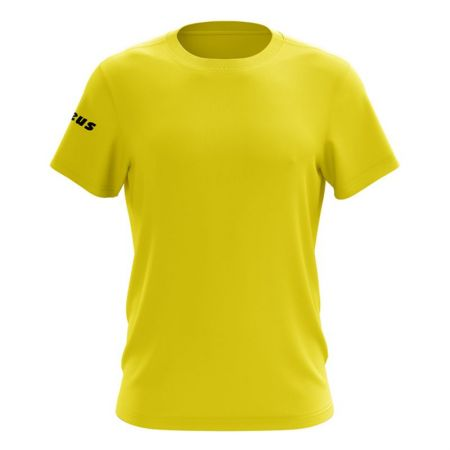 Детска Тениска ZEUS T-Shirt Basic Giallo 506745 T-Shirt Basic