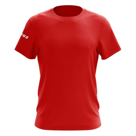 Мъжка Тениска ZEUS T-Shirt Basic Rosso 506737 T-Shirt Basic