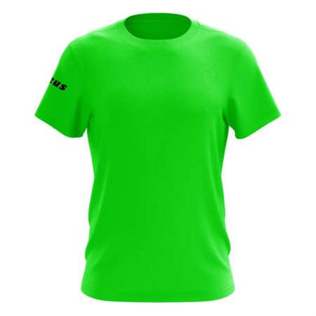 Детска Тениска ZEUS T-Shirt Basic Verde Fluo 510415 T-Shirt Basic