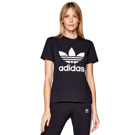 Дамска Тениска ADIDAS Classics Trefoil Women's T-Shirt 519449 GN2896-K