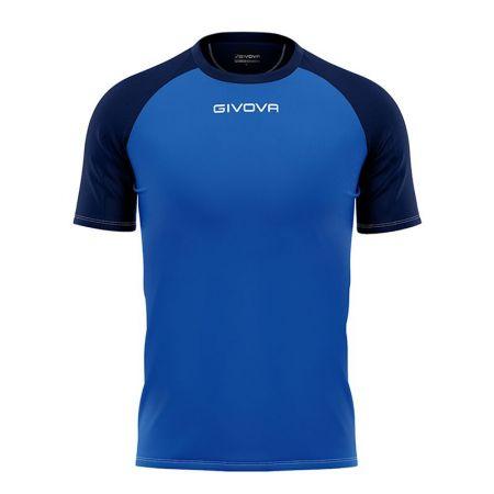 Мъжка Тениска GIVOVA Shirt Capo MC 0204 516622 MAC03