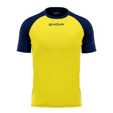 Детска Тениска GIVOVA Shirt Capo MC 0704 516636 MAC03