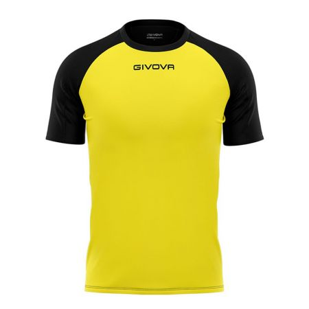 Детска Тениска GIVOVA Shirt Capo MC 0710 516637 MAC03