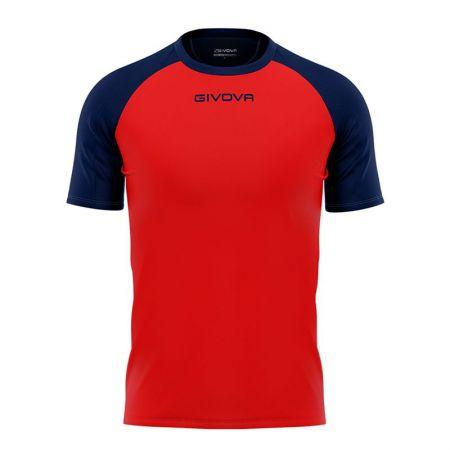 Мъжка Тениска GIVOVA Shirt Capo MC 1204 516627 MAC03