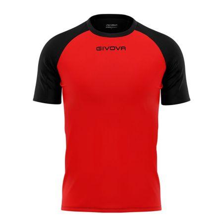 Детска Тениска GIVOVA Shirt Capo MC 1210 516642 MAC03