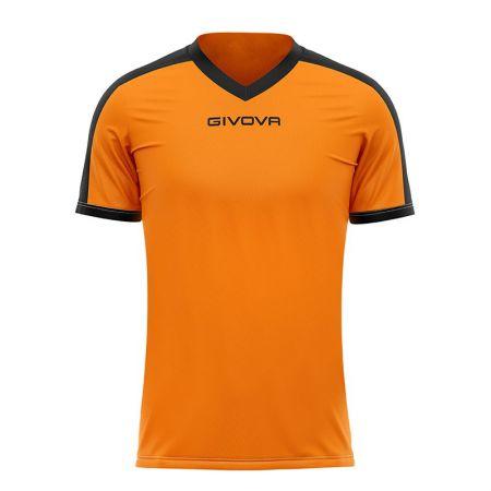 Мъжка Тениска GIVOVA Shirt Revolution 0110 516697 MAC04
